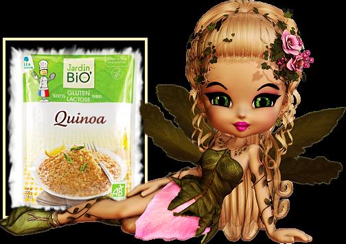 Quinoa de Jardin BiO'