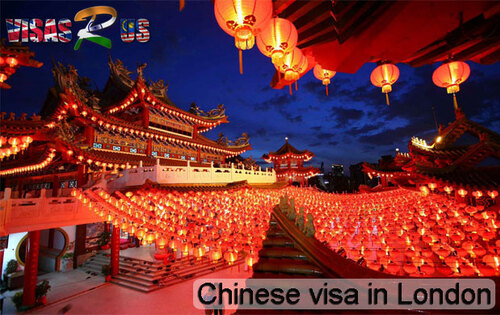 Why do the individuals strive to get Chinese visa??