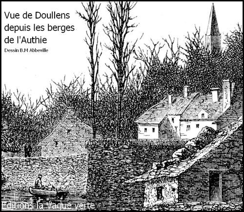 Les inondations à Doullens