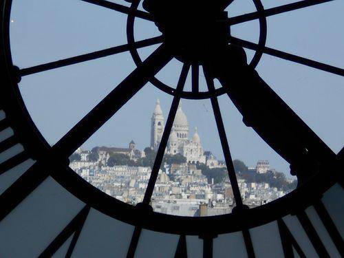 Orsay et l'Orangerie.