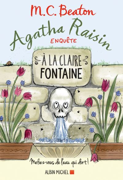 Agatha Raisin et photos