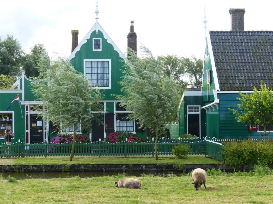 Village du Zaanse Schans 1