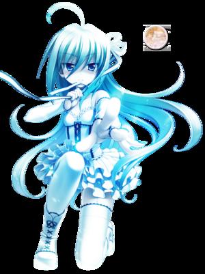 Thème n°2 : Power Blue!