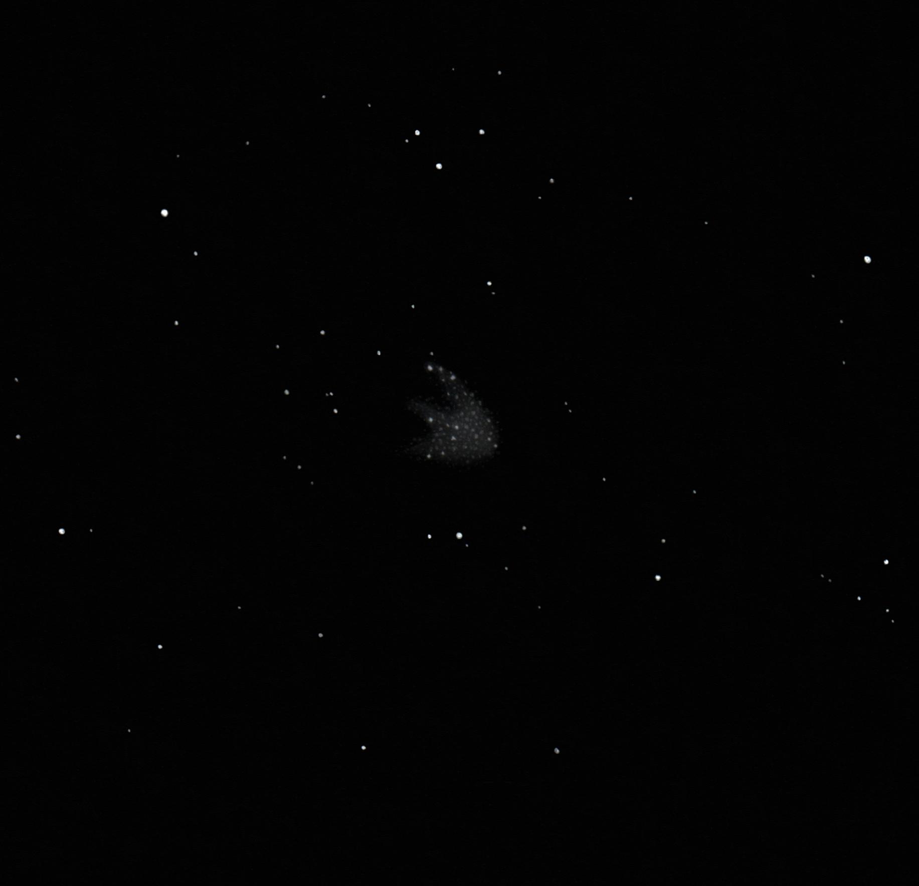 M71 globular cluster