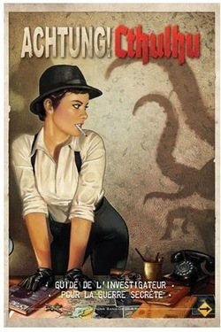 Guide de l'Investigateur pour la Guerre Secrète - Achtung ! Chtulhu