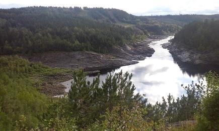 Meine Reise durch Québec: Tag funf - Chicoutimi