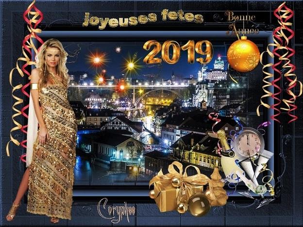 Créations nouvel an 2019