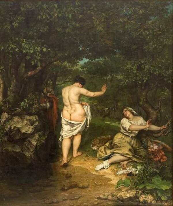 10 juin 1819  : naissance de Gustave Courbet
