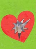 Le coeur de pierre