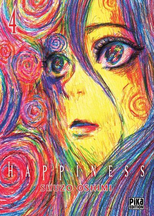 Happiness - Tome 04 - Shuzo Oshimi