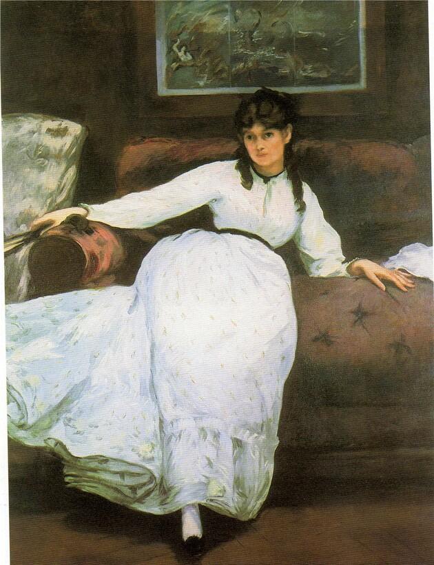 Morisot,l'intimiste