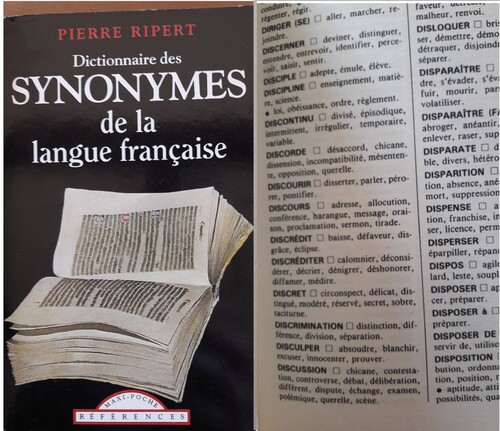 La discrimination à travers le dictionnaire