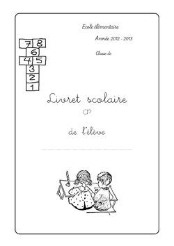 Livret scolaire 2012-2013