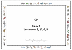 Lecture CP - série 3