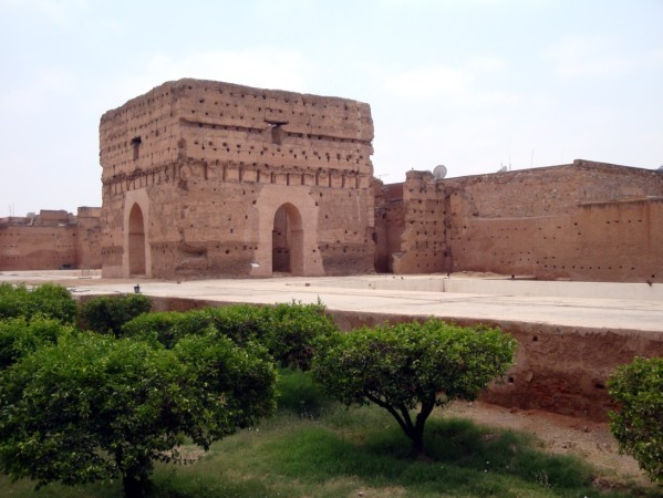 Palais El Badi 1