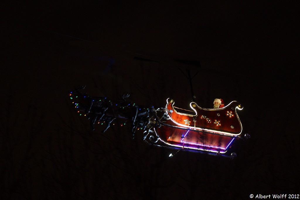 J'ai vu le Père Noël