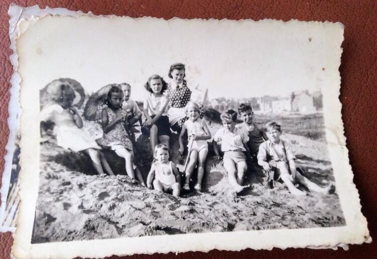 Vous reconnaissez-vous sur cette photo prise au Tomberg en 1942 ?