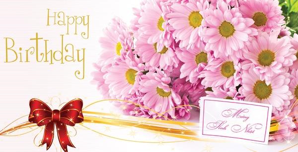 Bạn đã gửi Thiệp Mừng và hoa tươi tháng Ba chưa