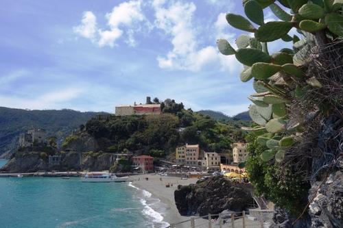 Jour 1:  Levanto, Monterosso, Vernazza