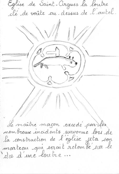 Mars 2007, Saint-Cirgues la loutre, Corrèze
