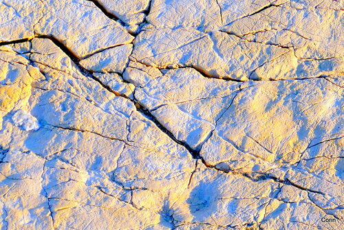 L'aspect d'un rocher