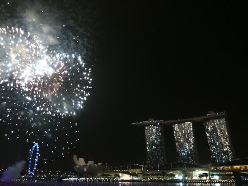 Faire le nouvel an à Singapour