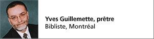 Yves Guillemette ptre