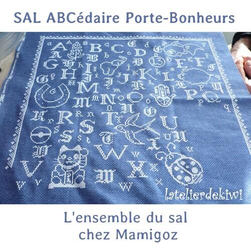 SAL ABCédaire Porte-bonheurs 8