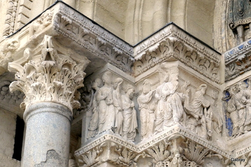 Saint Gilles du Gard: l'abbatiale