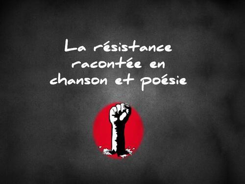 Participation au concours de la Résistance