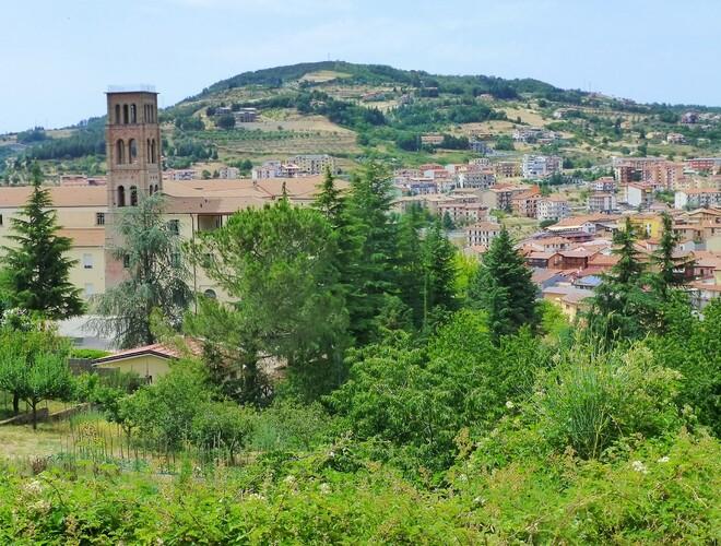 - Sempre in Calabria.