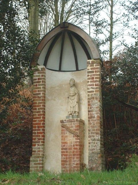 Saint Ribert, abbé (7ème s.)