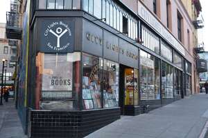 books bookstore outdoor city street
