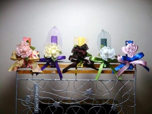 Pinces à linge décorées