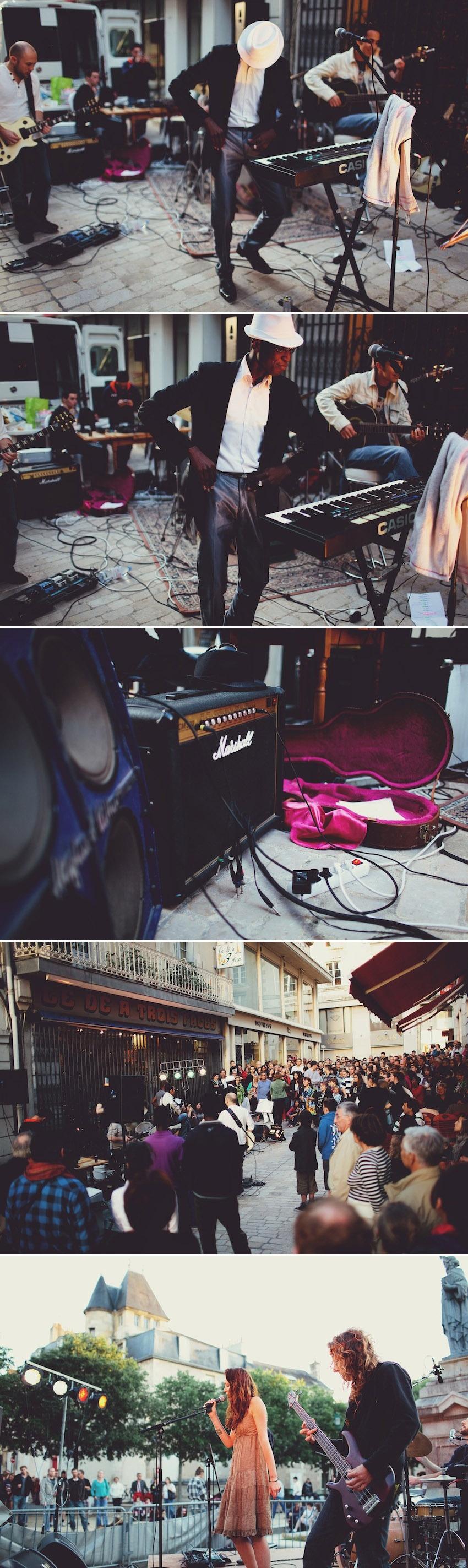 fête de la musique 2012 à Poitiers