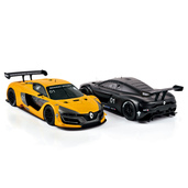 1:18 NOREV 185135 & 185136 RENAULT R.S. 01 2015 (prototypes)