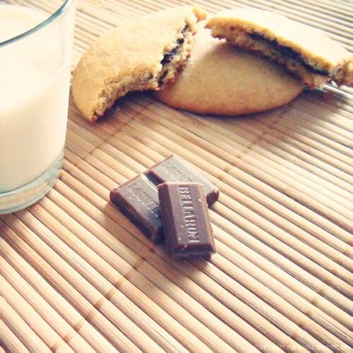"""Peanut butter crisp crops (version """"améliorée"""")"""