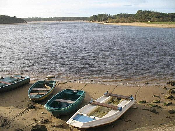 vieux boucau petites barques