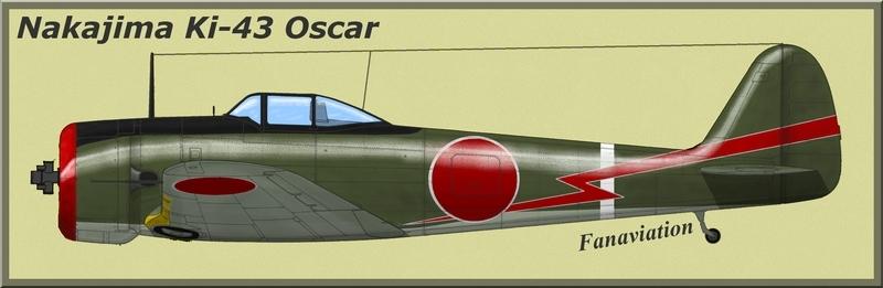 Ki 43 Oscar