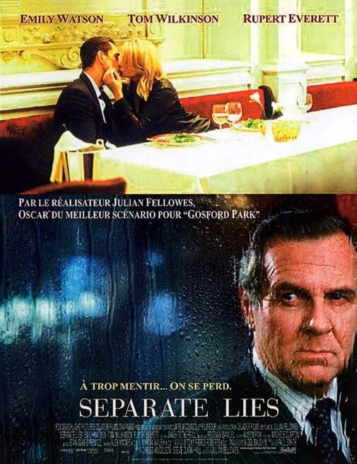 SEPARATE LIES BOX OFFICE FRANCE 2006