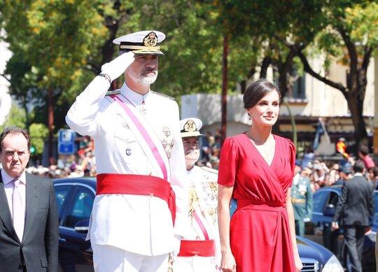Dia de las Fuerzas Armadas 2019 - 1er juin