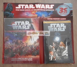 N° 1 Star Wars comics - Test