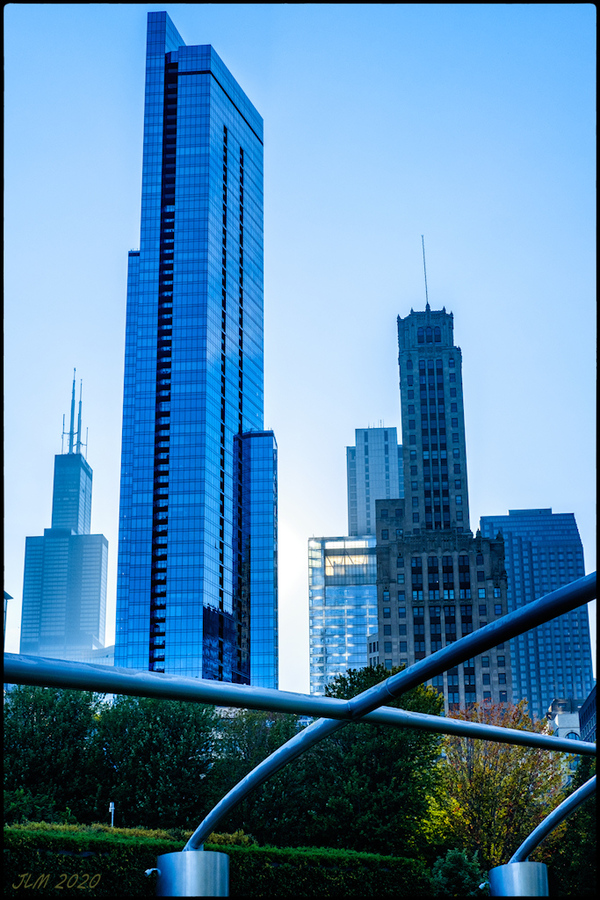 One week in Chicago, Blue Sky is the Limit