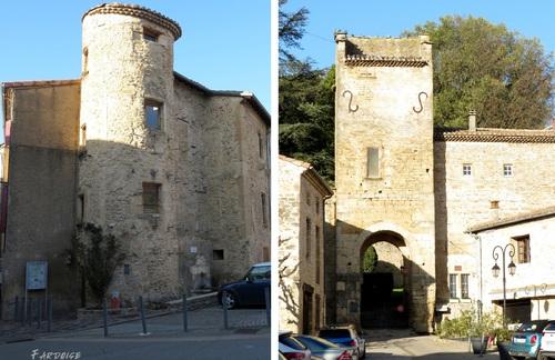 En passant par Etoile sur Rhône