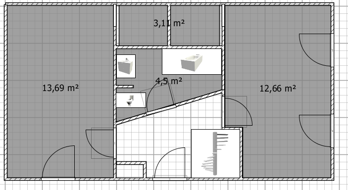 Plan chambre dressing salle de bain beautiful plan for Dressing entre chambre et salle de bain