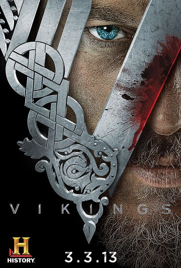 Vikings | Saison 01 Complte | VOSTFR | HDTVRIP (2013)