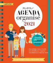 Mon agenda organisé 2021