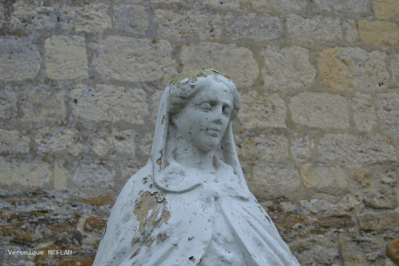 Calvados : été 2018 : Ville de Touques : L'église Saint-Thomas