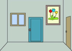 Escape from ordinary home
