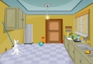 Hell rat and heaven cat kitchen home